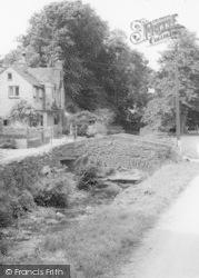 The Village c.1960, Hartley