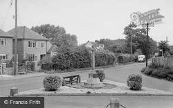 The War Memorial c.1955, Hartley