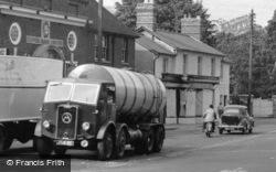 Hartley Wintney, Atkinson Lorry, High Street c.1955