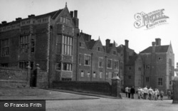 Bramshill House 1955, Hartley Wintney