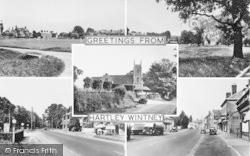 Composite c.1955, Hartley Wintney