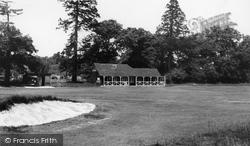 Hartley Wintney, Golf Club House c.1965