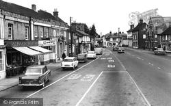Hartley Wintney, High Street 1961