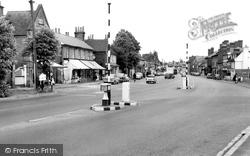 Hartley Wintney, High Street c.1960