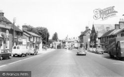 Hartley Wintney, High Street c.1965