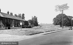 Hartley Wintney, Hunts Common c.1955