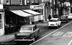 Hartley Wintney, International Stores, High Street 1961