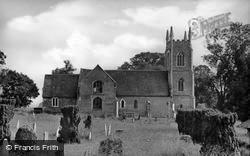 St Mary's Church c.1955, Hartley Wintney