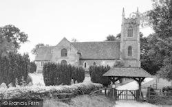 St Mary's Church c.1960, Hartley Wintney