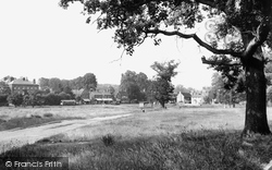 Hartley Wintney, The Common c.1955