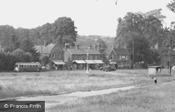 The Common c.1955, Hartley Wintney