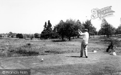 Hartley Wintney, The Golf Course c.1965