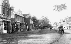 Hartley Wintney, The Village 1904
