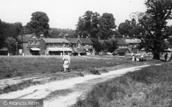 The Village c.1965, Hartley Wintney