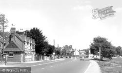 Hartley Wintney, The Village c.1965