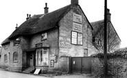 Haselbury Plucknett, the Stores c1955