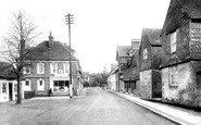 Haslemere, 1922