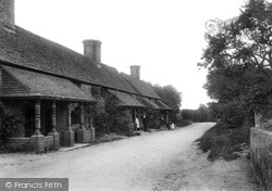 Haslemere, Almshouses 1901