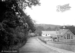 Haslemere, Camelsdale Church And School 1907