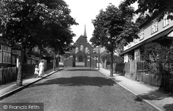 Chestnut Avenue 1915, Haslemere