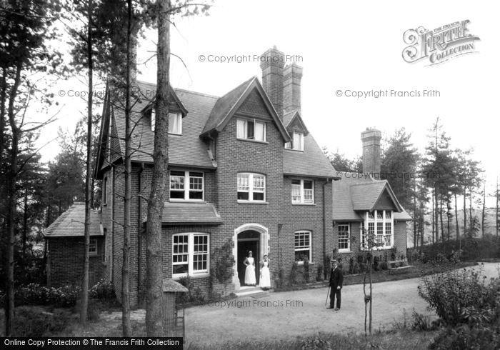 Haslemere, Cottage Hospital 1899