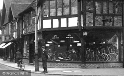 Cycle Shop 1931, Haslemere