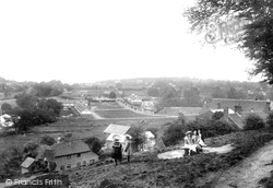 From Cottage Hospital 1906, Haslemere