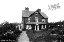 Haslemere, Fryleigh Hotel 1899