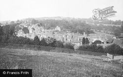 Haslemere, General View c.1900