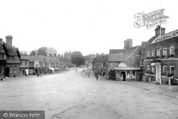 Haslemere, High Street 1899