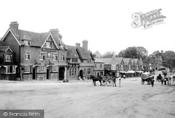 Haslemere, High Street 1901