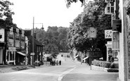Haslemere, High Street c1955