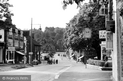 Haslemere, High Street c.1955