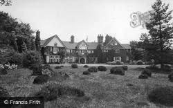 Hilders Military Hospital 1915, Haslemere