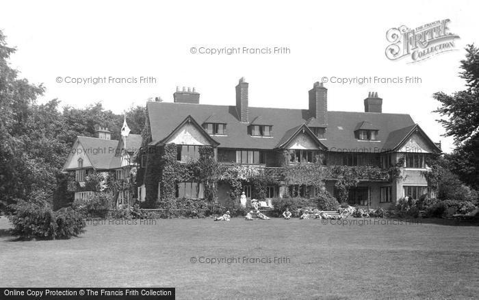 Photo of Haslemere, Hilders Military Hospital 1915