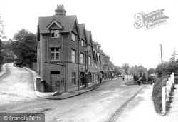 Haslemere, Kings Road 1909