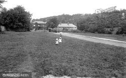 Haslemere, Lion Green 1915