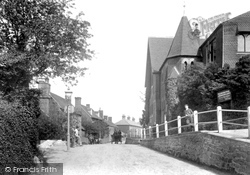 Haslemere, Lower Street 1906