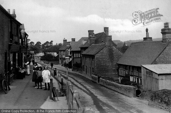 Haslemere, Lower Street 1913