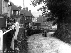 Haslemere, Shepherds Hill 1888