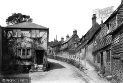 Haslemere, Shepherds Hill 1906