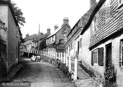 Shepherds Hill c.1900, Haslemere