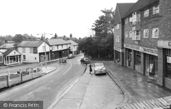 Haslemere, Shepherds Hill c.1955