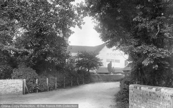 Sickle Mill,1901,Surrey