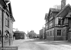 Haslemere, The Bank 1906