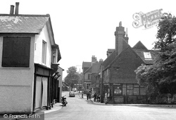 The Village c.1955, Haslemere
