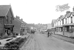 Wey Hill 1909, Haslemere