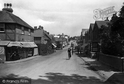Haslemere, Wey Hill 1915