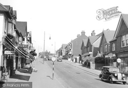 Wey Hill c.1955, Haslemere