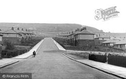 Hillside Road c.1950, Haslingden